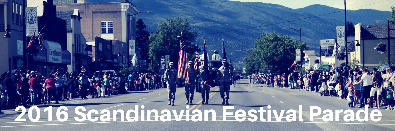 2016 Scandinavian Festival Parade