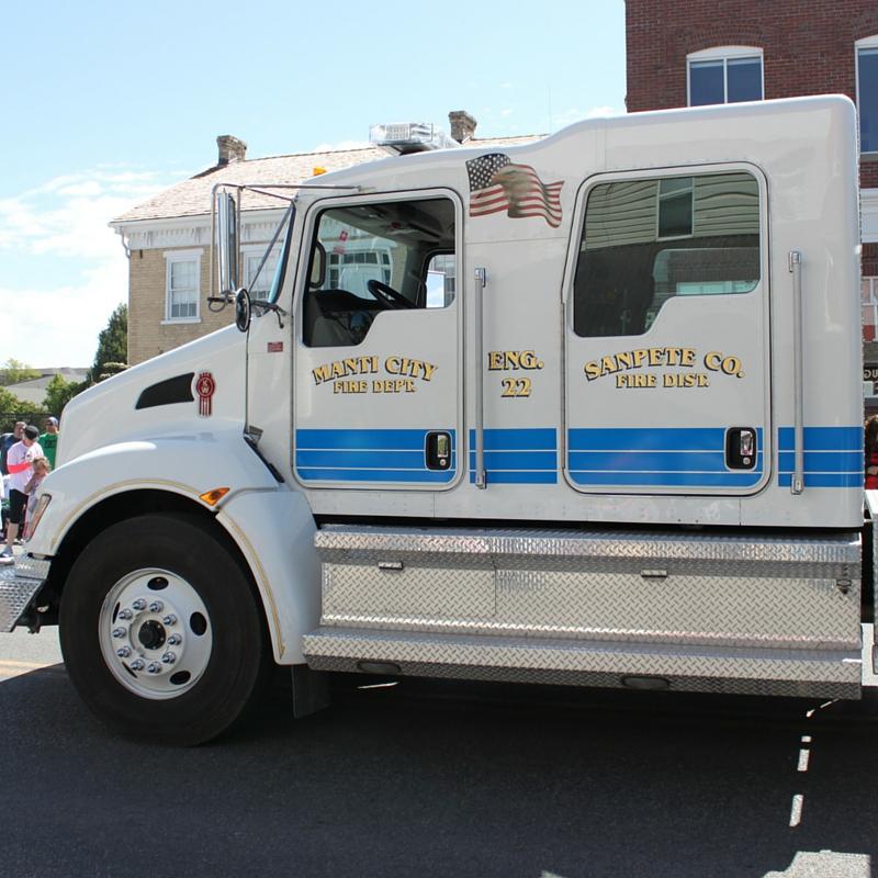 Manti City Fire Department